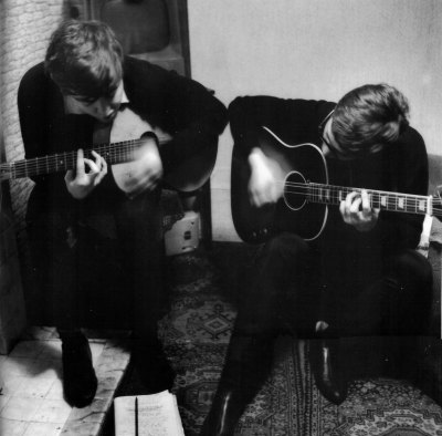 Image result for paul mccartney writing with john lennon