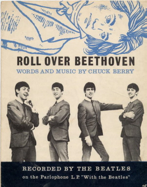 「beatles roll over beethoven」の画像検索結果