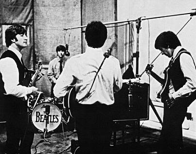 「beatles  recording emi 1964」の画像検索結果