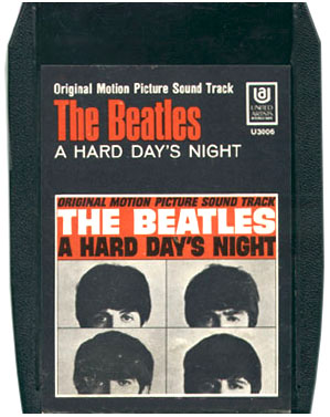 hard days night chords