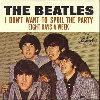 I Don&#39;t Want To Spoil The Party&quot; by The Beatles. The in-depth ...