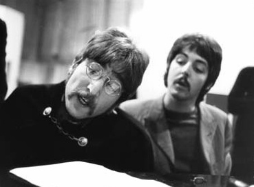 John Lennon And Paul Mccartney Friendship