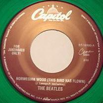 beatles song wood