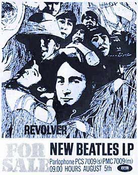 Revolver  The in-depth story behind the Beatles' tenth Capitol album
