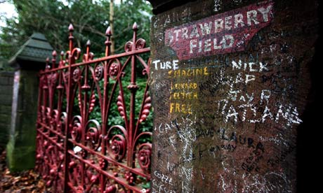 Strawberry fields forever song by the beatles the in depth story ive seen strawberry fields described as a dull grimy place next door to him that john imagined to be a beautiful place related paul in his book many fandeluxe Images