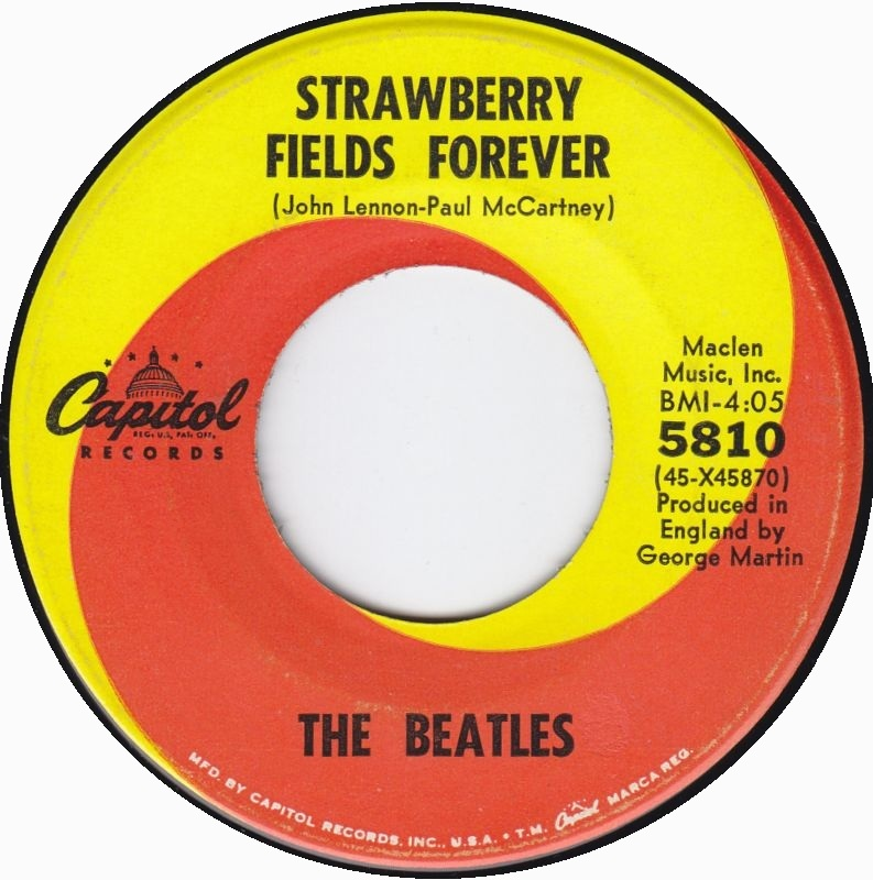 Strawberry fields forever song by the beatles the in depth story strawberry fields forever song by the beatles the in depth story behind the songs of the beatles recording history songwriting history fandeluxe Images