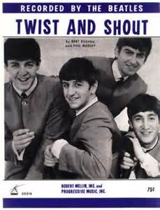 twist and shout music pdf