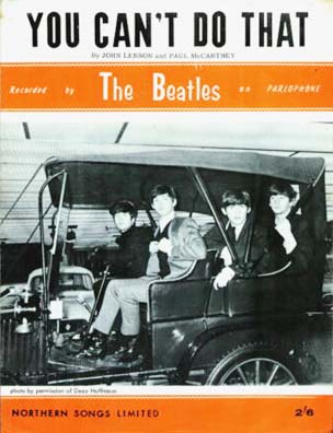 you can t do that by the beatles the in depth story behind the